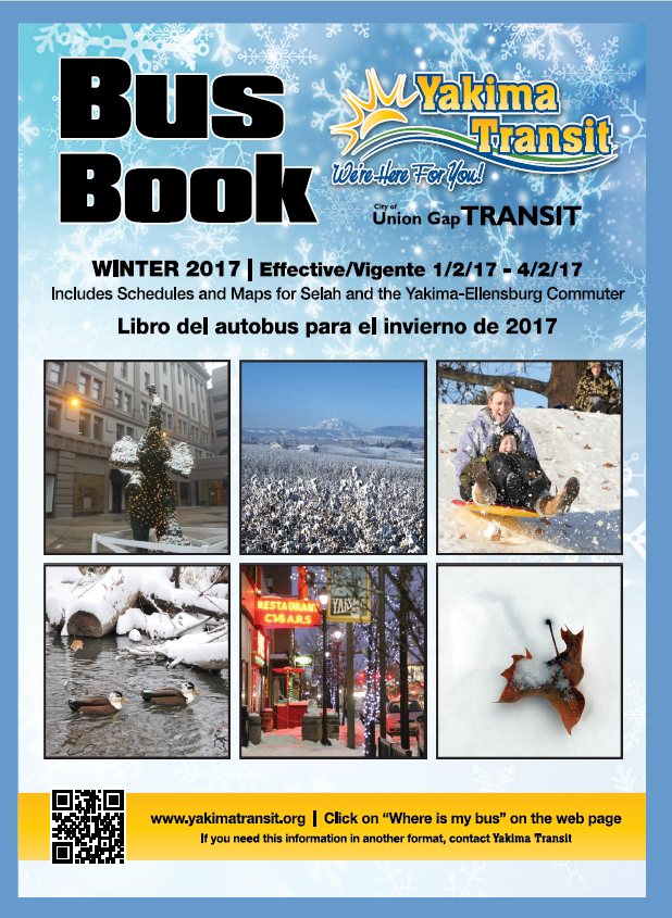 Bus Book Winter 2017