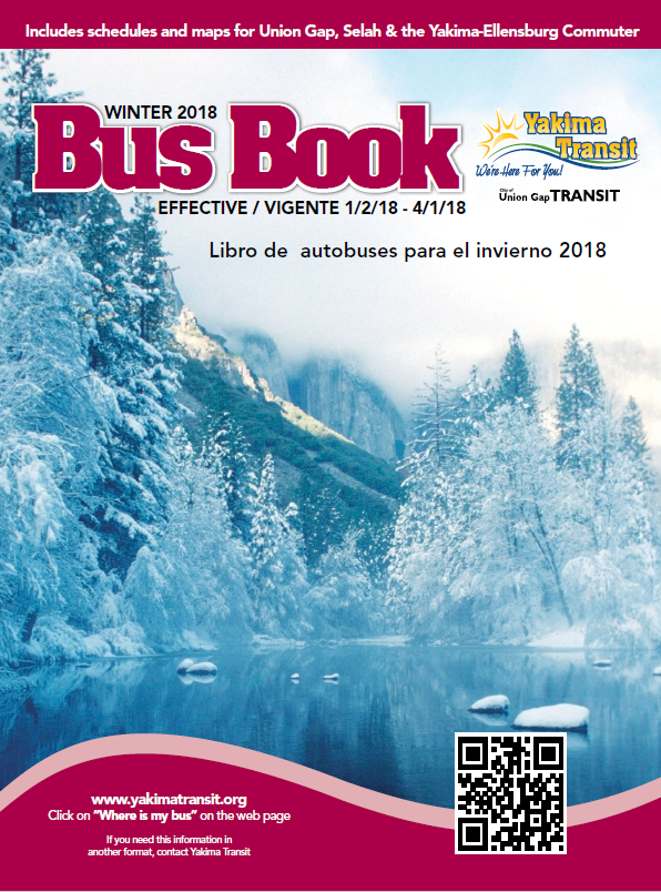 Bus Book Yakima Transit